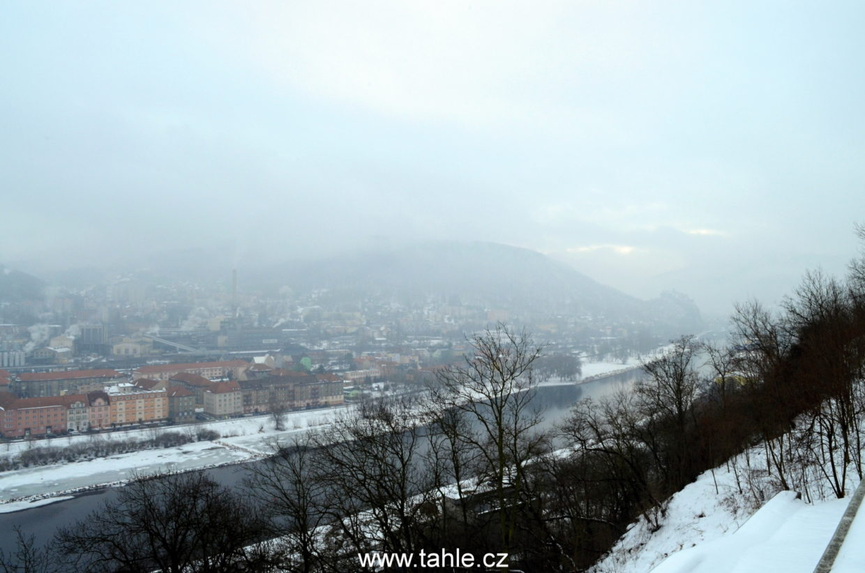 Ledopády Ústí nad Labem